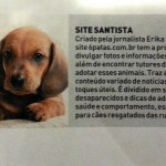 6 Patas sai na AT Revista