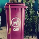Não jogue seu amigo no lixo