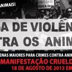 Por penas mais duras para crimes contra animais