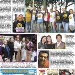 6 Patas no jornal do Guarujá