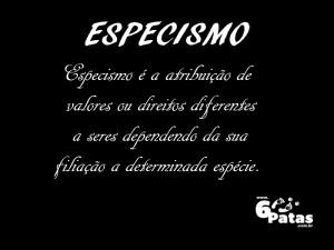 especismo