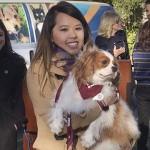 Curada do ebola, enfermeira reencontra o seu cão
