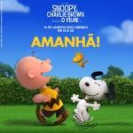 Filme do Snoopy estreia amanhã