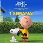 Filme do Snoopy estreia semana que vem