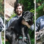 A 1ª e a última foto de animais de estimação