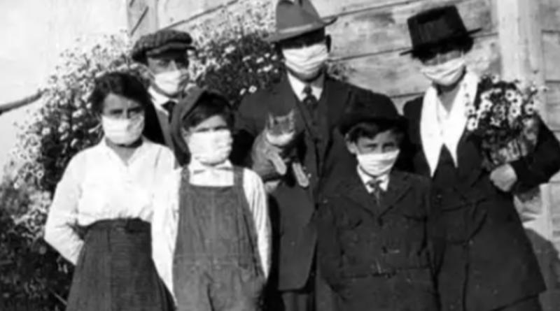 Cães e gatos usavam máscaras durante a gripe espanhola. E agora, devem?